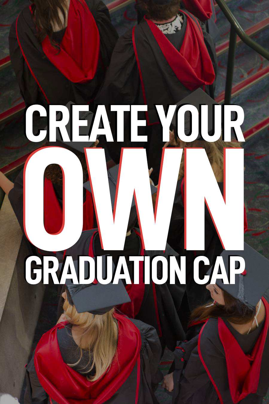 Virtual Grad Celebrations - Make a Cap