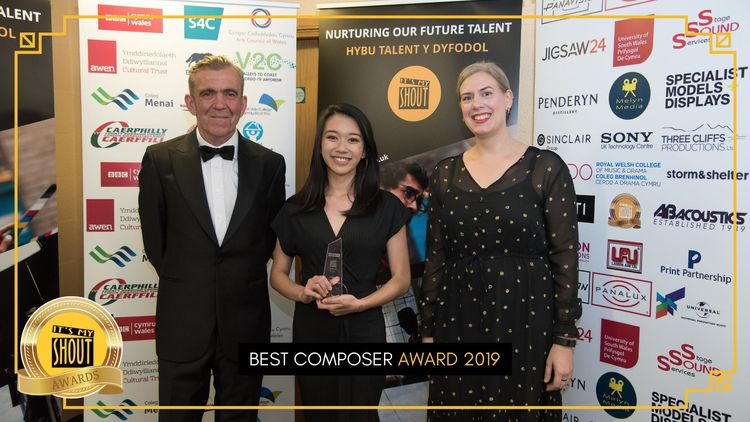 Best Composer Award - Min
