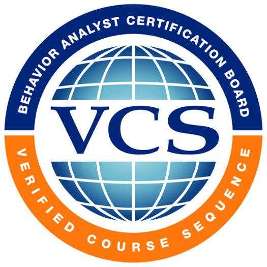 BACB Verified Course Sequence logo