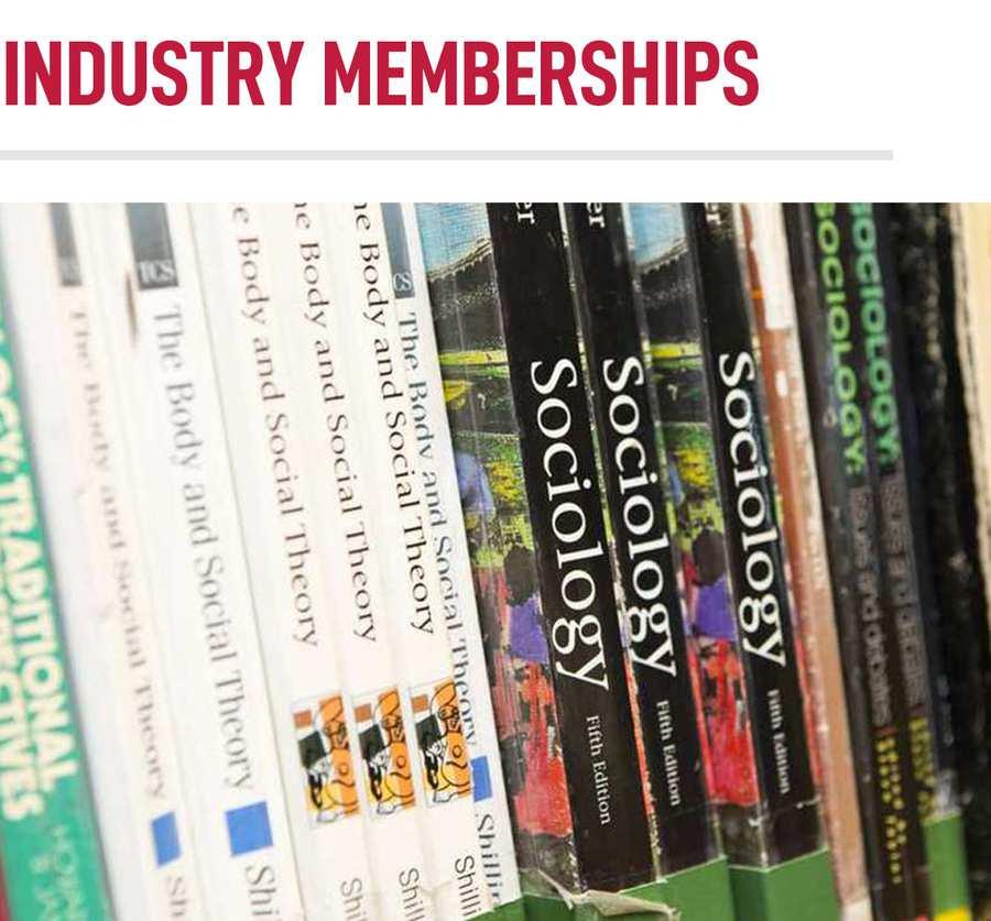 Sociology Industry Memberships