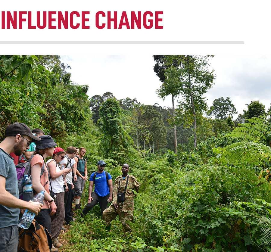 Influence Change