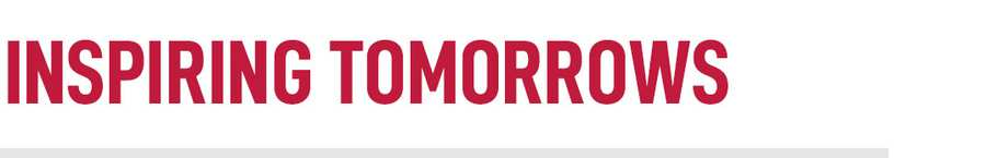 Inspiring Tomorrows