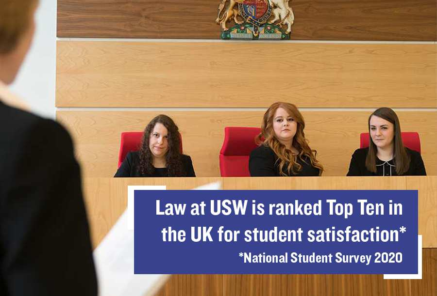 Law NSS 2020 banner