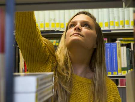 Library research postgraduate