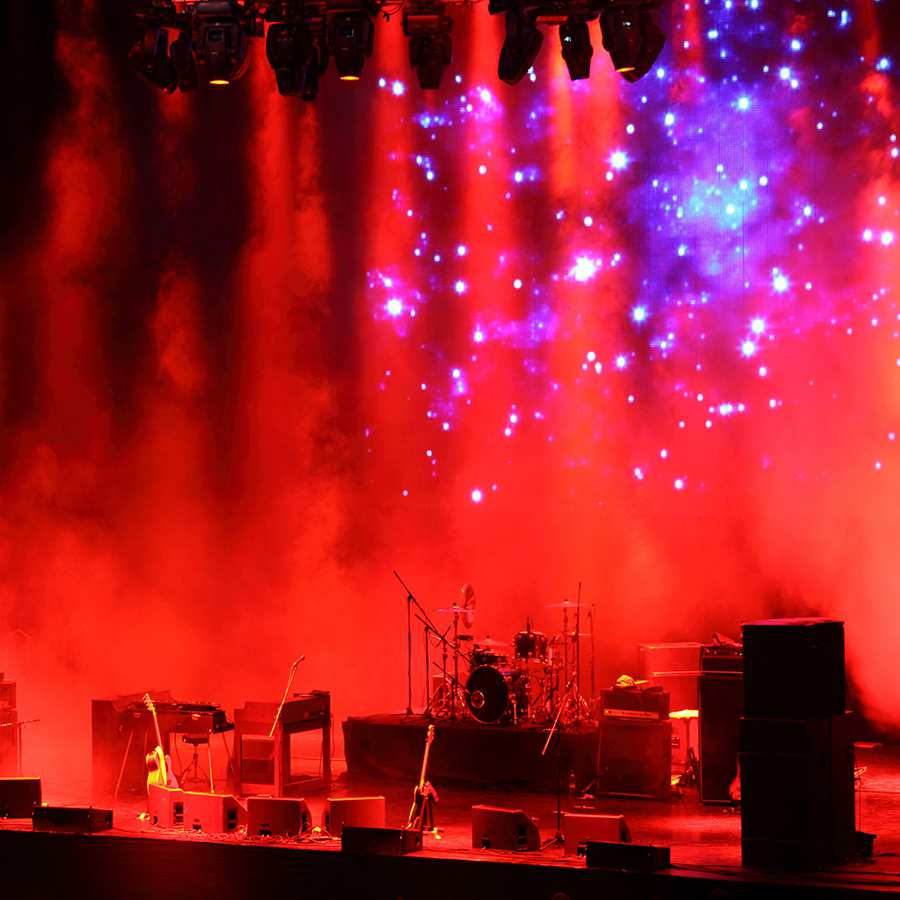 Lighting and Live Event