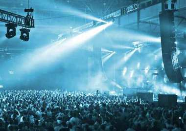 Live Event and Lighting Technology