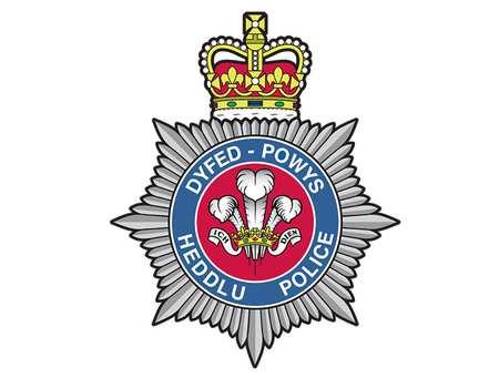 Dyfed Powys Police Logo