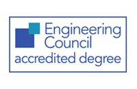 Engineering Council accredited logo