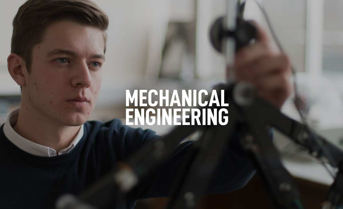 Mechanical Engineering Courses Banner