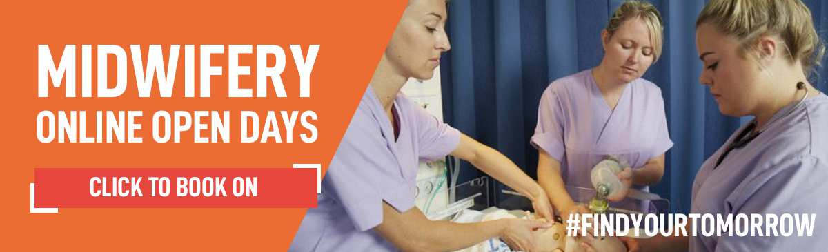 Midwifery Online Open Days