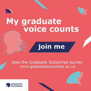 Graduate Outcomes - Instagram - use by graduate - Eng