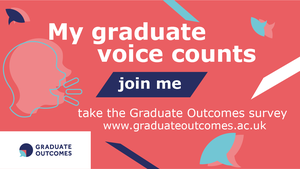 Graduate Outcomes - Twitter - use by graduate - Eng