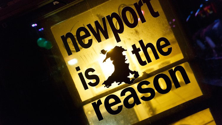 Newport is the reason