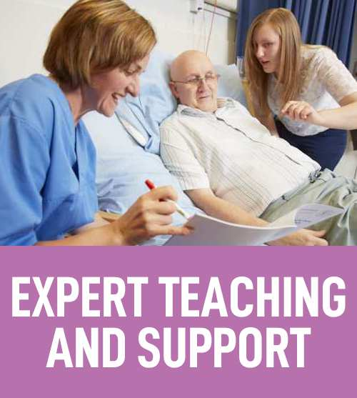 Nursing - Expert Teaching and Support