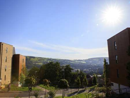 Open Day - Accommodation View