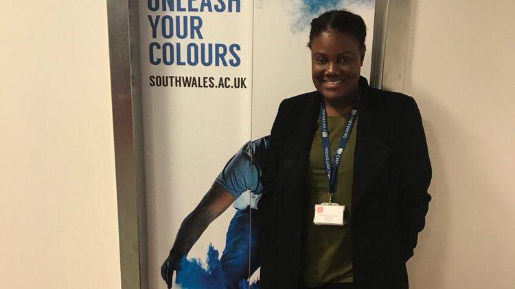 Georgia Satchwell 2018 Chevening Scholar