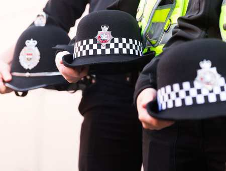 Policing Block - Online Open Day