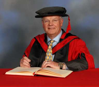 Professor Richard Parry-Jones