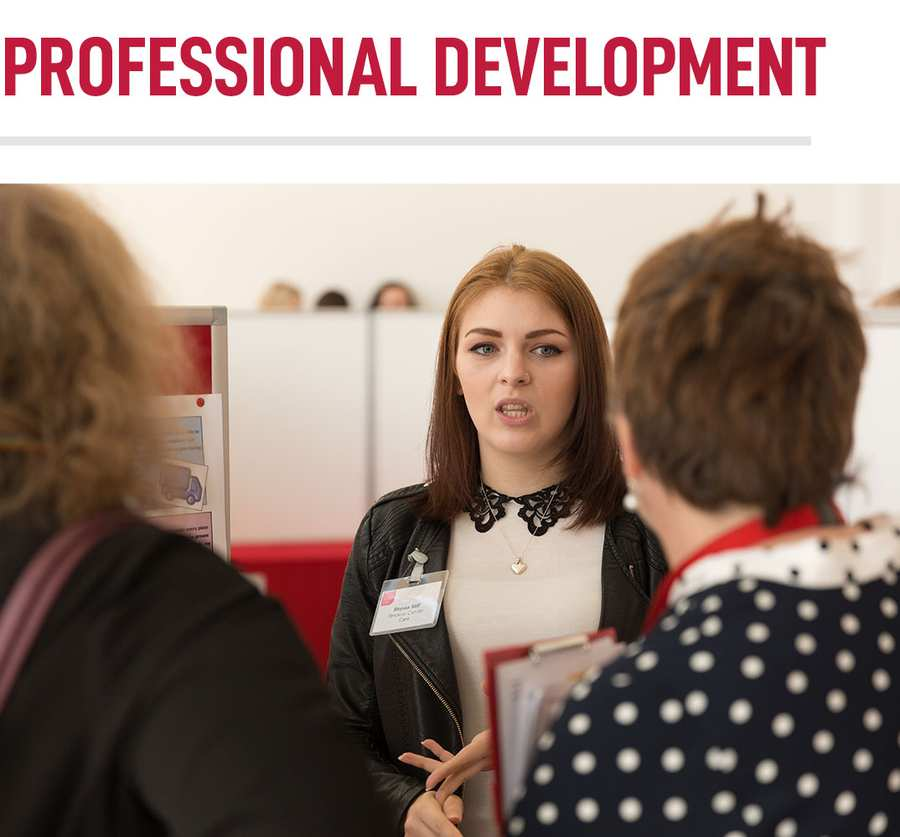 Professional Development Public Services