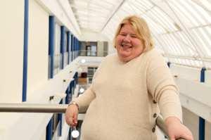Rachel Watkins, Apprenticeship Week, 2020. Wafer Fab Newport