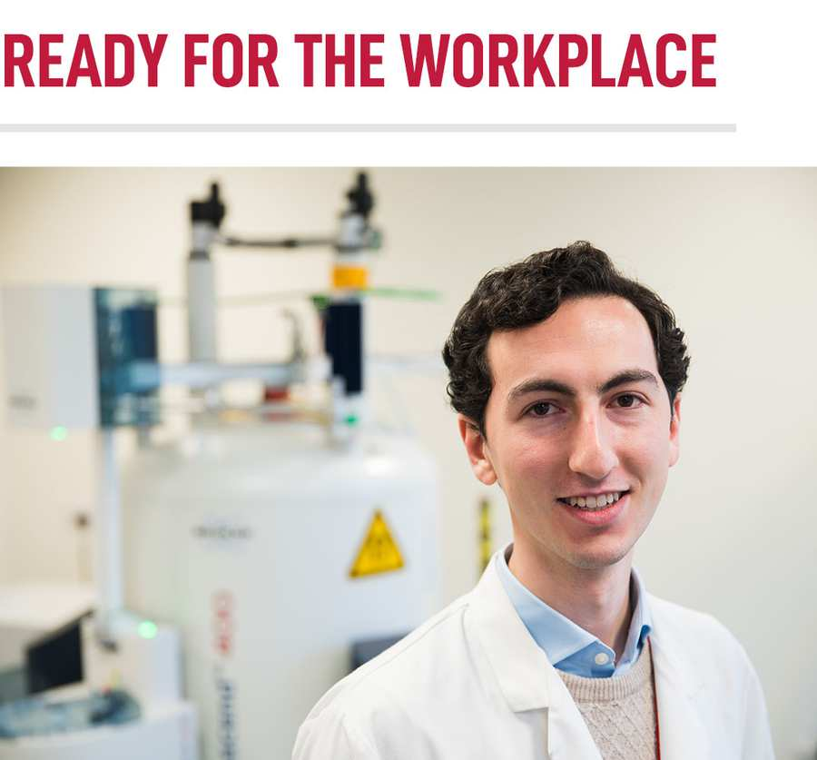 Getting You Ready For The Workplace - Chemical and Pharmaceutical Image