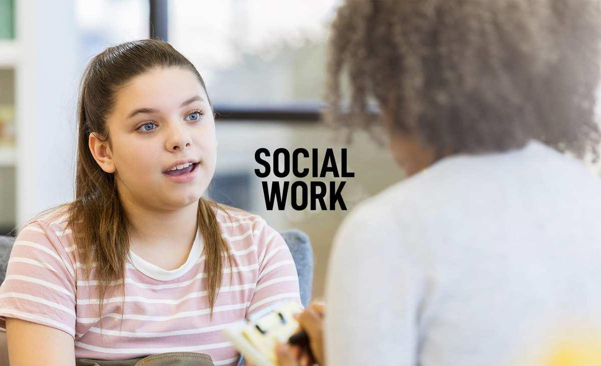 Social Work Courses Banner