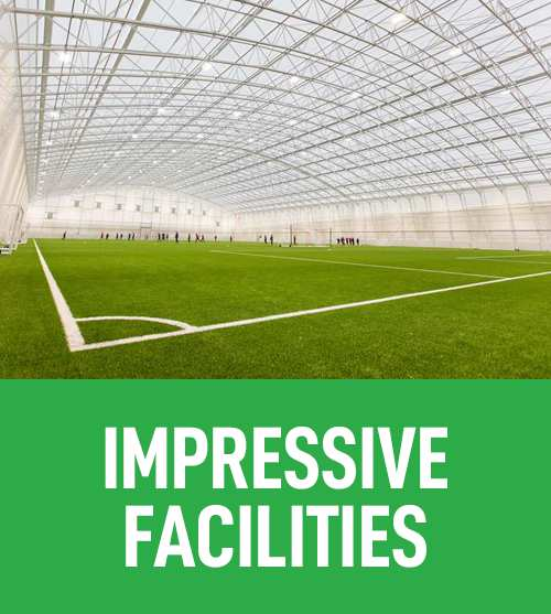 Sport - Impressive Facilities