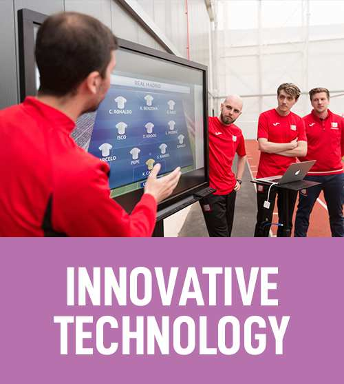 Sport - Innovative Technology