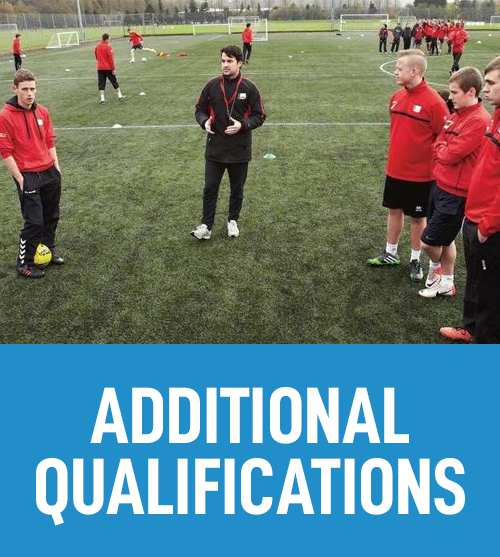 Sport - Additional Qualifications
