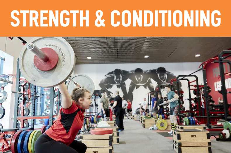 Sport - Strength and Conditioning Centre