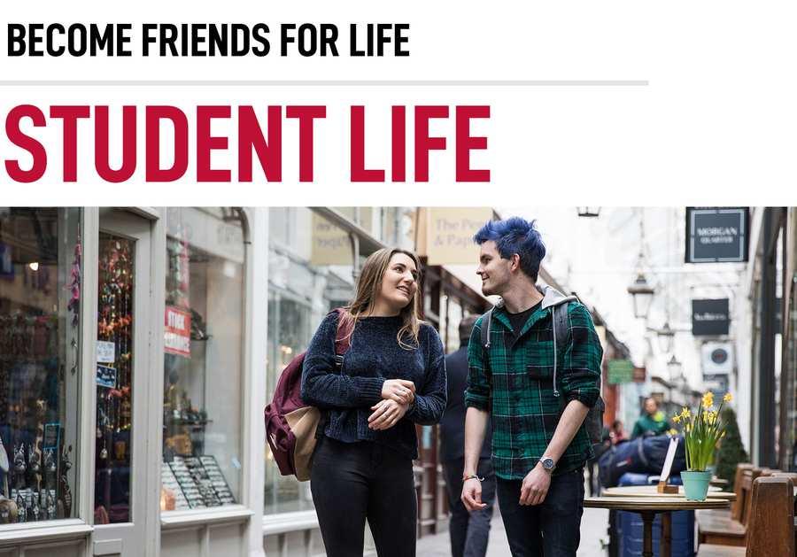 Student Life at USW