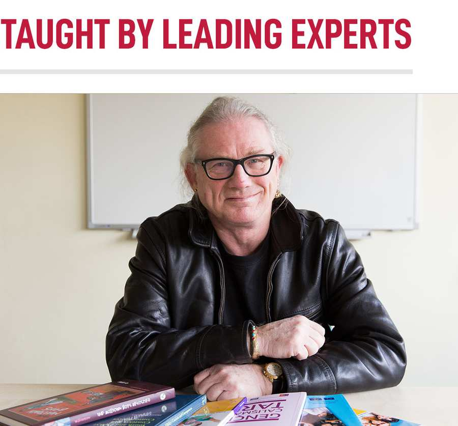 Taught By Leading Experts