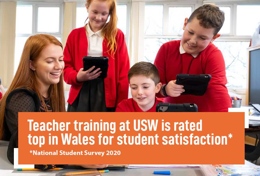Teacher Training at USW