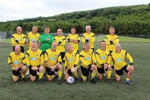 POW 1981-1984 Football team