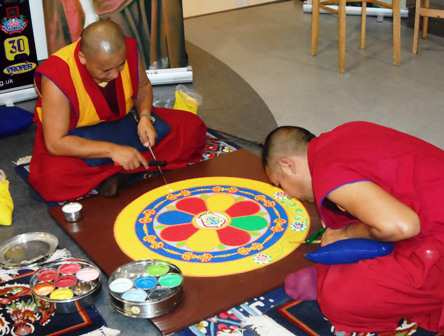 Buddhist Monks 2