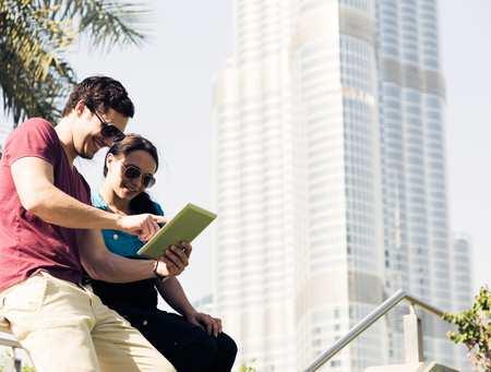 USW Dubai: Students Downtown Dubai