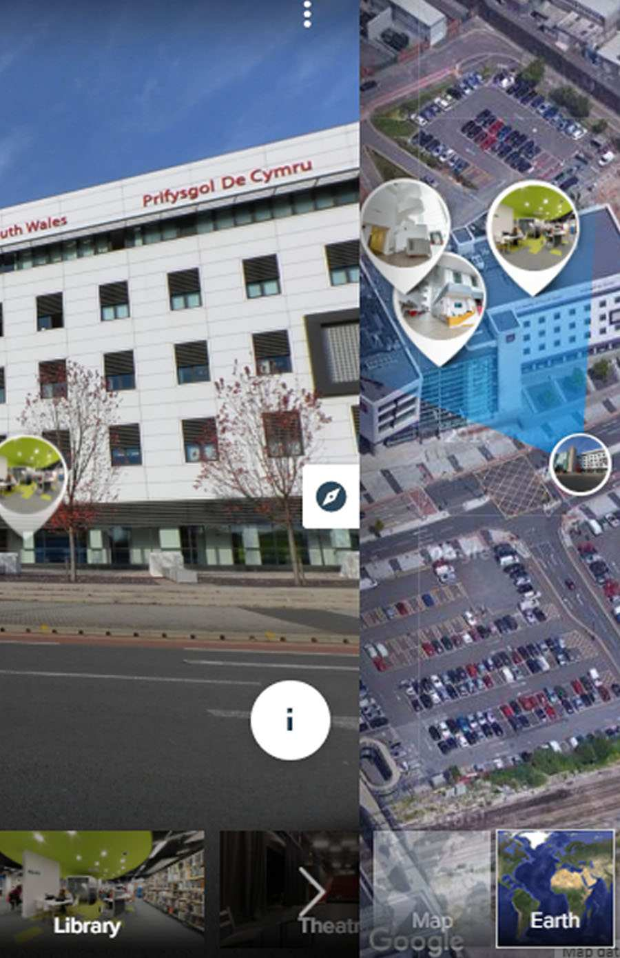 Virtual Tours - Online Open Day