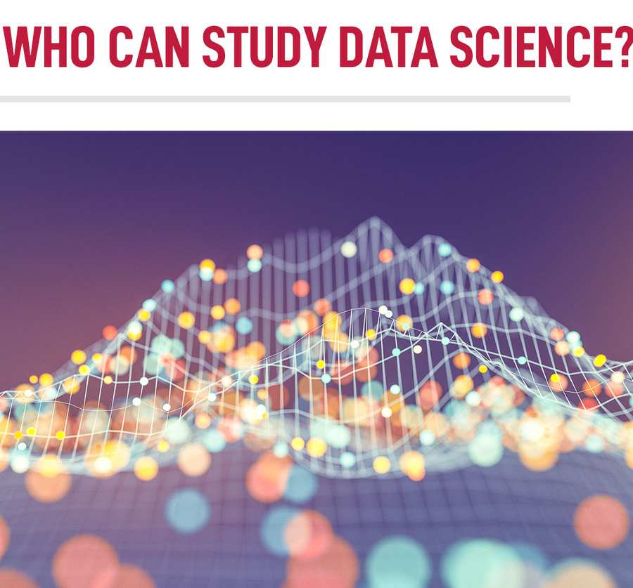 Who Can Study Data Science