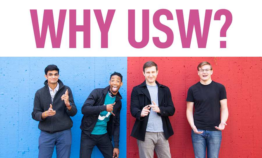 why usw banner