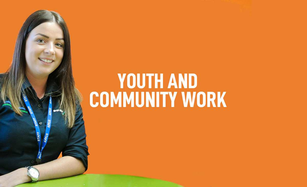 Youth and Community Work Courses Banner