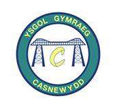 Ysgol Gymraeg Casnewydd logo